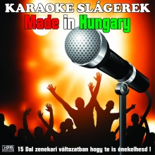V.A.-Karaoke Slágerek Made in Hungary